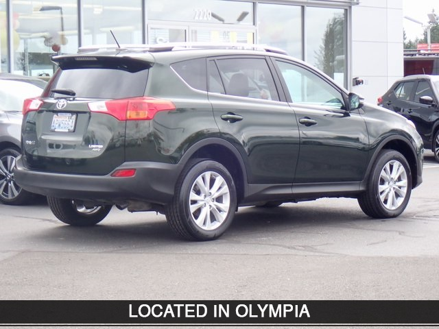 Pre Owned 2013 Toyota RAV4 Limited
