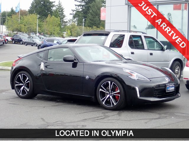 Pre-Owned 2019 Nissan 370Z Sport