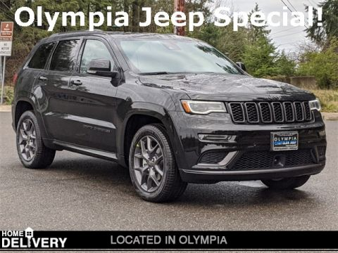 Grand Cherokee Limited X Olympia Jeep