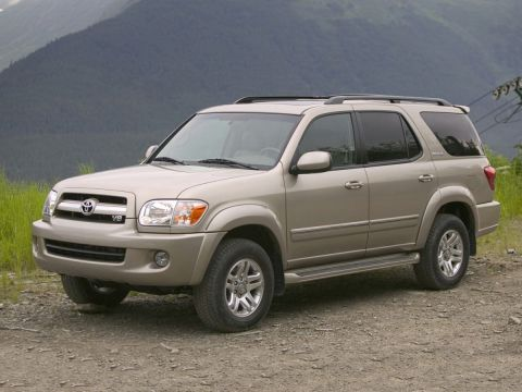 Pre-Owned 2007 Toyota Sequoia SR5