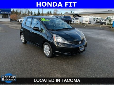 Pre-Owned 2012 Honda Fit